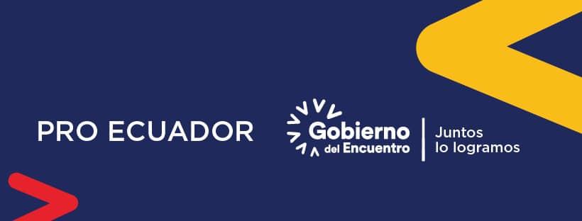 Il nuovo logo di Pro Ecuador